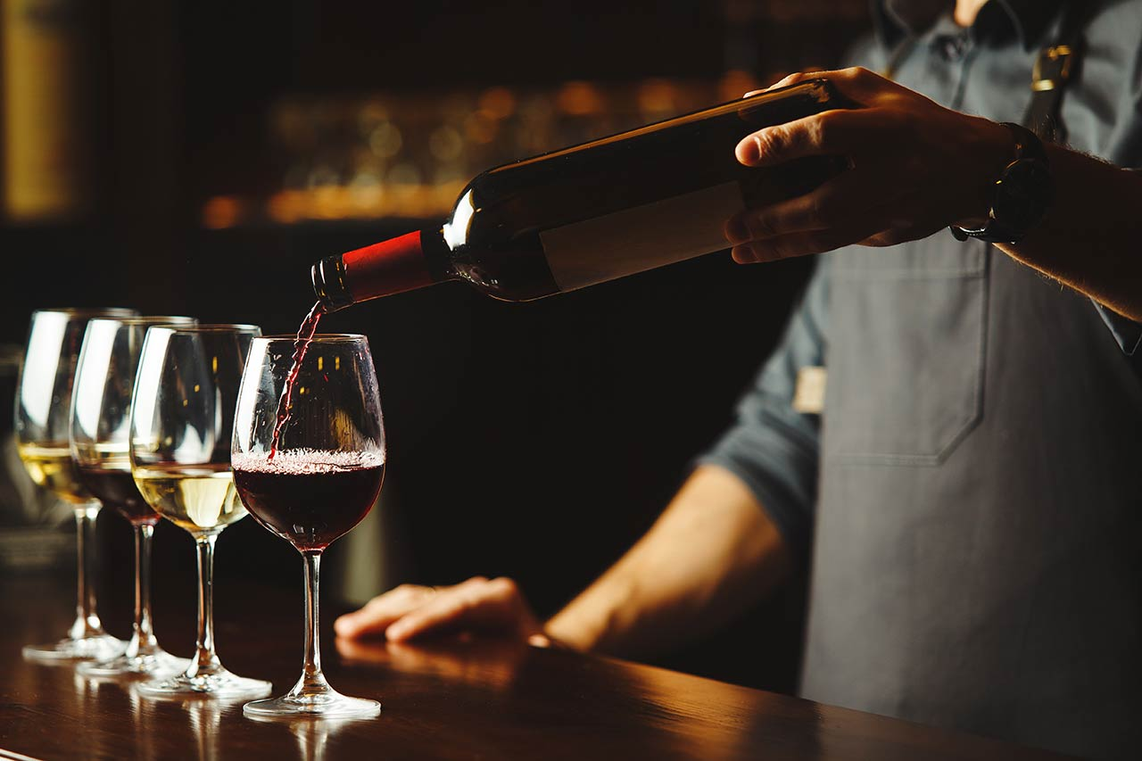 Wine Bar Shrewsbury